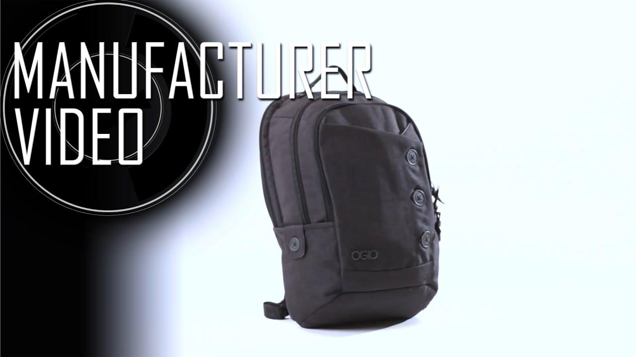 1e1342b901 Ogio Soho Backpack Manufacturer Review - YouTube