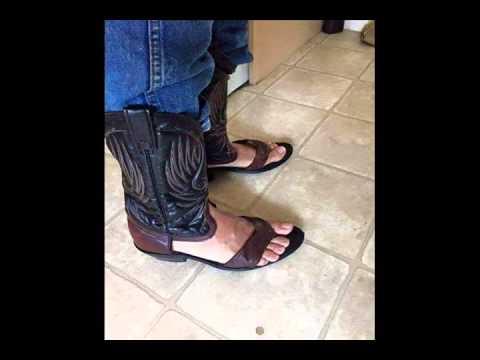 ea29e3e73ae3f7 Redneck Boot Sandals Leo and Rebecca Audio - YouTube