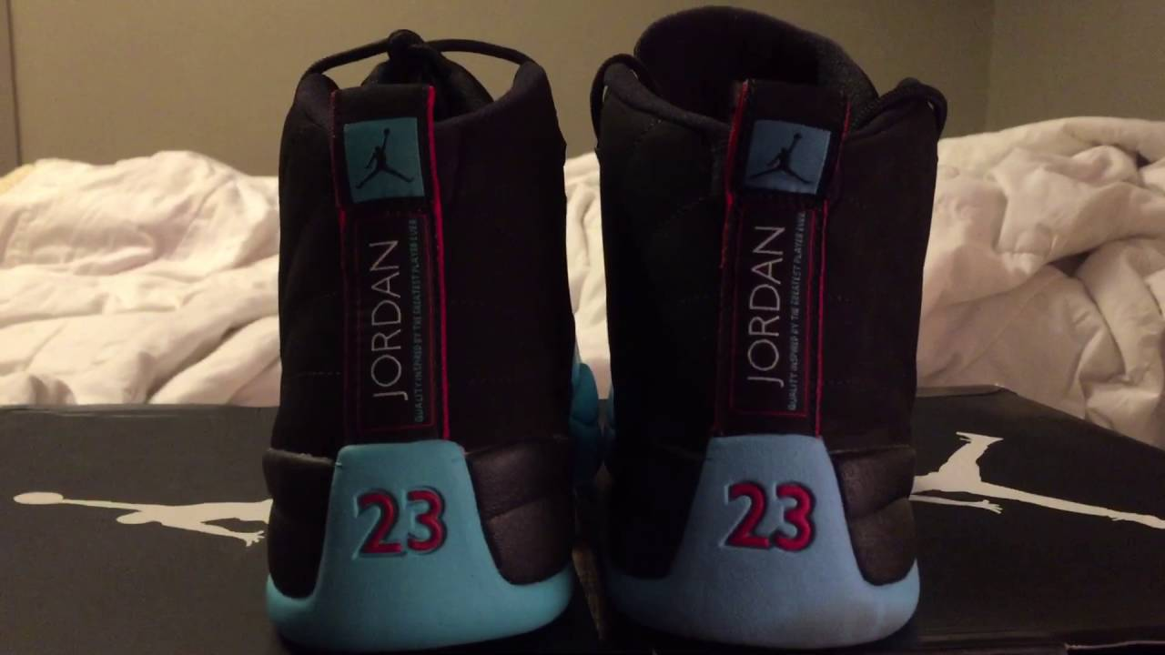 Real Or Fake Retro S: Jordan Retro 12 Gamma Real Versus Fake