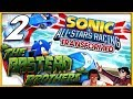 The Basterd Brothers - Sonic Racing Transformed - Part 2