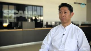 Interview with i-Profile: Mr. Chan Mya, MD, Octagon International Services Co.