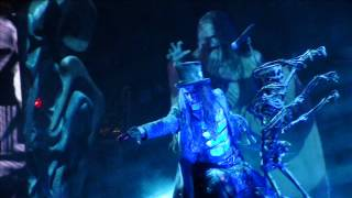 Alice Cooper Halloween Horror Maze! -- Tempest Lyric Video -- Amon Amarth Wine! -- New Mob Rules!