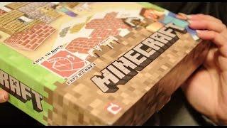 Binaural ASMR Minecraft Papercraft