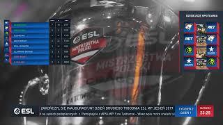 ESL Mistrzostwa Polski Jesień 2019 | W2D1