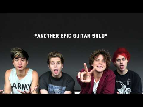 5 Seconds Of Summer - She's Kinda Hot (Karaoke / Acoustic )