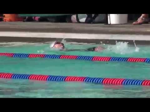 BROOKE MING - 01-18-2015 - Kamehameha Swim Club - 100 METER BACKSTROKE