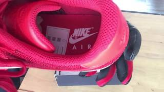free shipping d766f b2206 Unboxing new NIKE Air force One ultra Flyknit low red   white