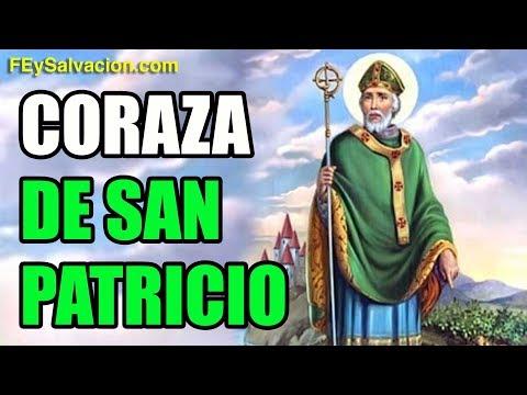 CORAZA DE SAN PATRICIO: ORACIÓN DE PROTECCIÓN | Fe y Salvación