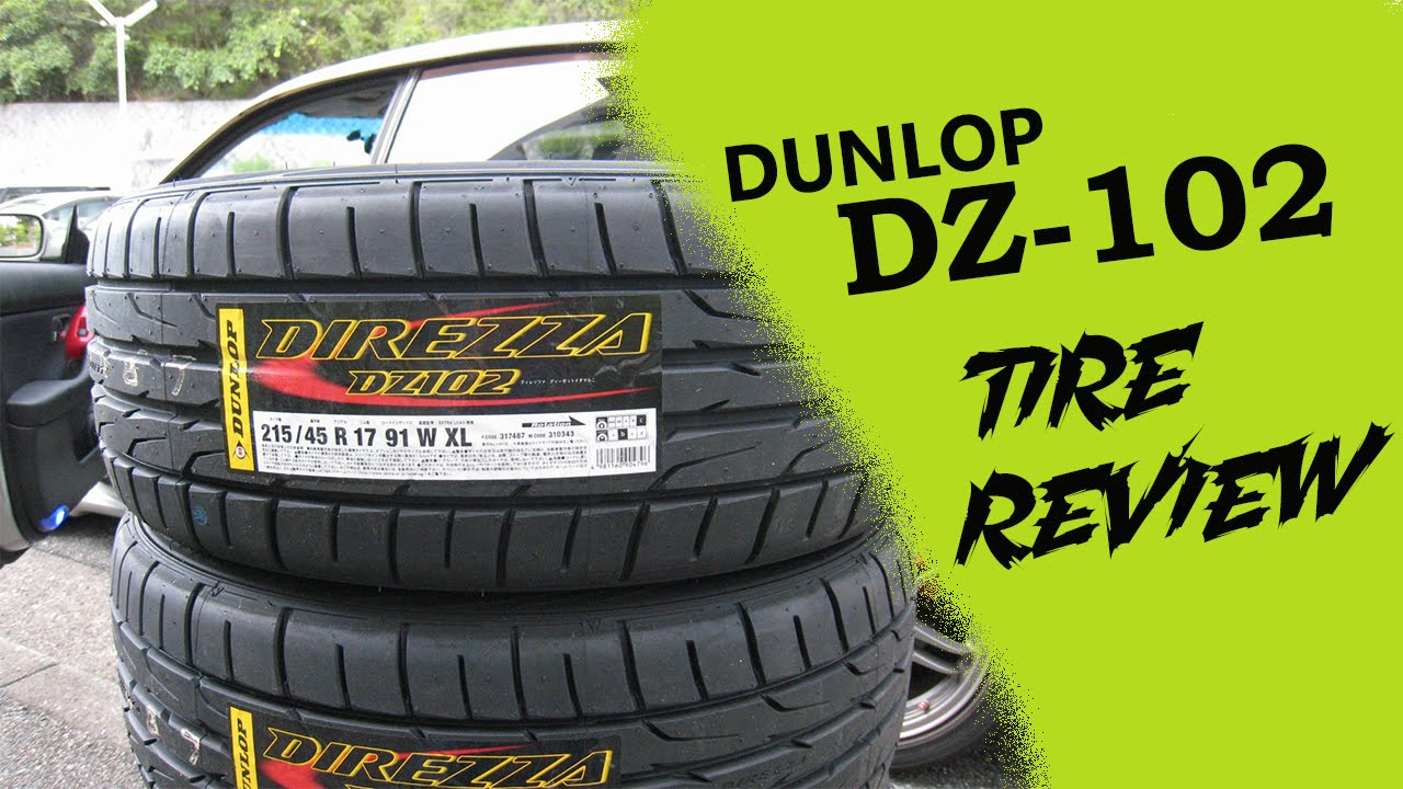 Dunlop DZ102 Review - YouTube