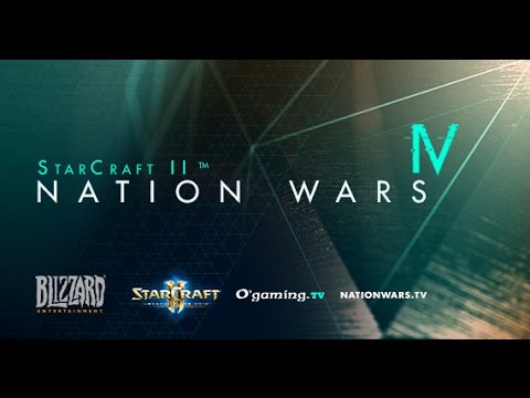 NATION WARS is back ! 4th EDITION !