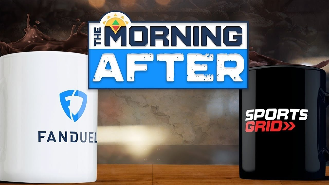Download Week 6 Recap, MLB Talk, MNF Preview, Fade the Line 10/18/21 | The Morning After Hour 1
