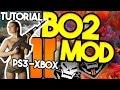 COD BO2 MOD MENU TUTORIAL No Jailbreak PS3 PS4 XBOX