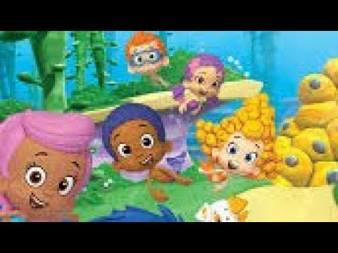 Bubble guppies theme song (lyrics)