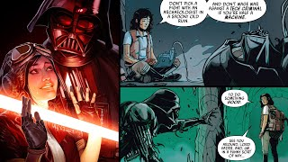 The Woman Darth Vader wanted to Penetrate the most with his Lightsaber [Canon] - Star Wars Explained