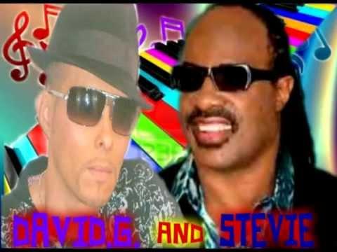 "DAVID GEMINI-""RIBBON IN THE SKY"" remake of stevie wonder's classic song"