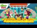Lagu Kanak-kanak Islam | Assalamualaikum | Omar & Hana | Diceriakan Oleh Wildan video