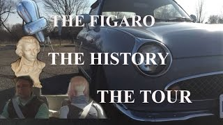 Nissan Figaro review, drive and tour