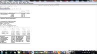 checking stationarity by adf test in eviews