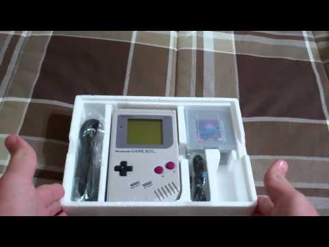 Nintendo GAMEBOY Unboxing
