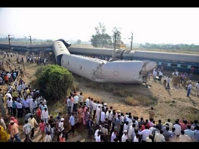 Train Accidents In India Train Wrecks Crashes In India