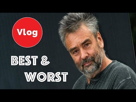 Movie VLOG: BEST and WORST Luc Besson Movies