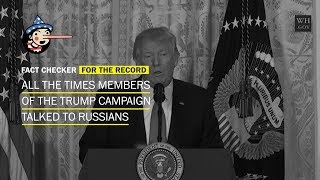 failzoom.com - All the times members of the Trump campaign interacted with Russians
