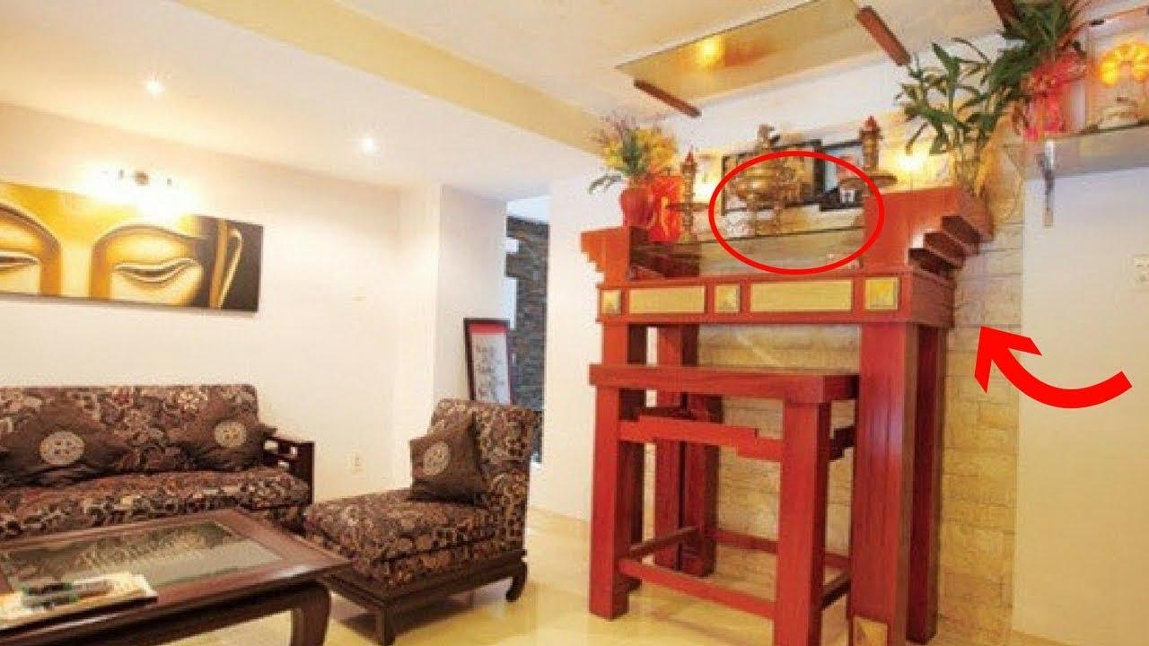 Đặt bàn thờ gia tiên trong nhà chung cư như thế nào để tránh bất hòa, đón tài lộc