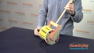 Parents Around-the-yard Push Mower From Manhattan Toy