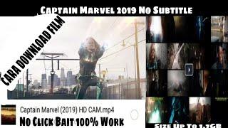 Cara Download Film Captain Marvel 2019 Full Movie Dub English