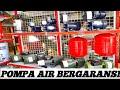REVIEW POMPA AIR SHIMIZU JET 108 BIT /POMPA AIR SUMUR DANGKAL MAKSIMAL 15 METER