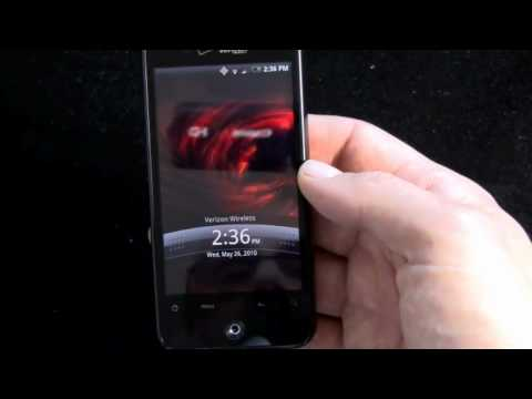 Droid Incredible Review: Hardware