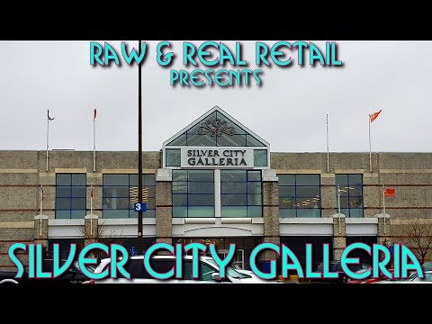 Silver City Galleria: Fallen Pyramid Masterpiece - Raw & Real Retail