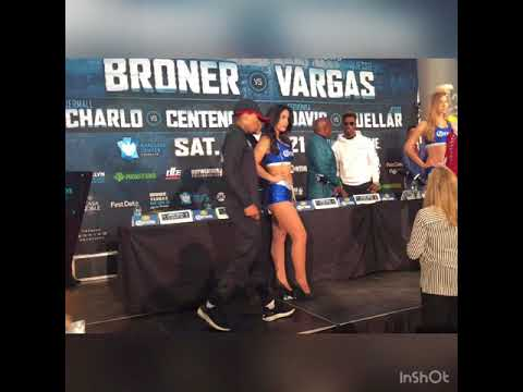 "Adrien Broner ""I GOT NYPD HERE"" & Say Cheese Marlon To Gervonta (Show Is Over)"