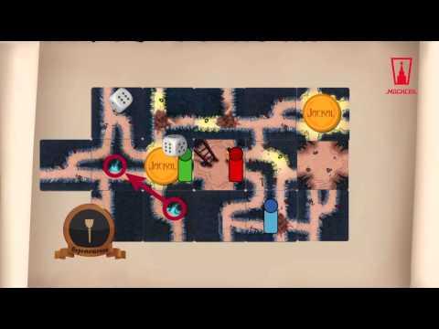 ТОП 10 настольных игр с кубиком и фишками