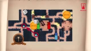 Трейлер к настольной игре Шакал Подземелье