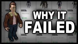 Rthro was a Failure (Roblox)