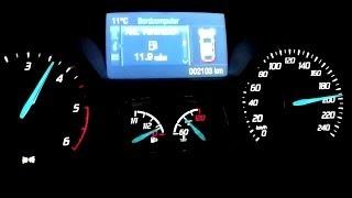 Ford Focus 1.6 TDCI (115hp) 0-197 km/h