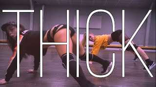 DJ Chose THICK feat Beat King twerk by RISHA