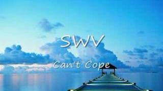 Watch Swv Cant Cope video