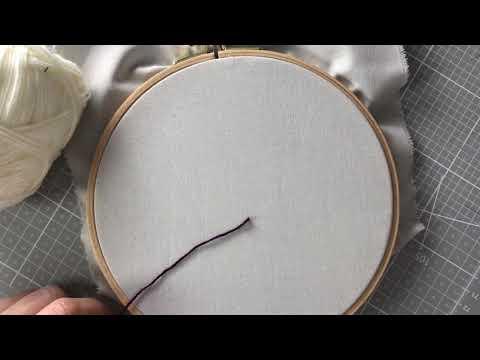 Garne trennen für dein Stickprojekt