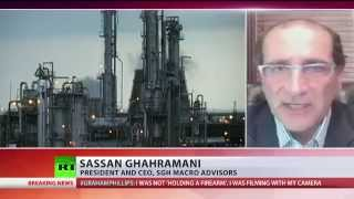 SASSAN GHAHRAMANI interview with RT international on Russia-China gas deal