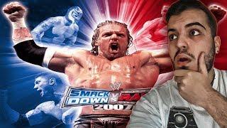 ASÍ ERA SMACKDOWN VS RAW 2007