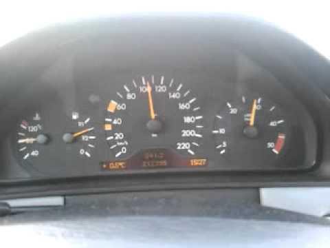 mercedes 290 td