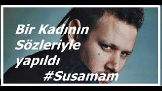 Şanışer ve 17 Rap çinin birlikte yaptığı Susamam Klip i niye ve nasıl çekildi.