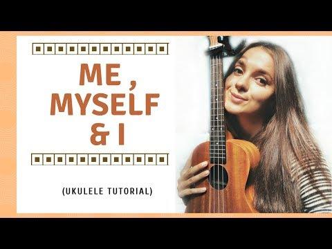 Bebe Rexha - Me Myself & I / Easy Ukulele Tutorial