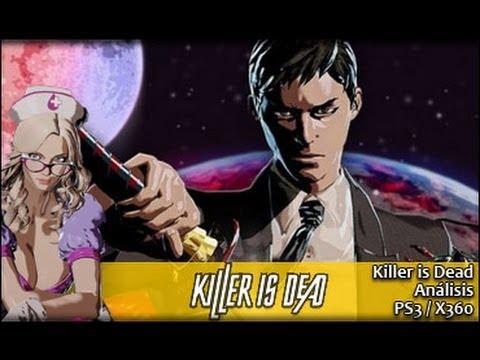 Killer is Dead - Análisis