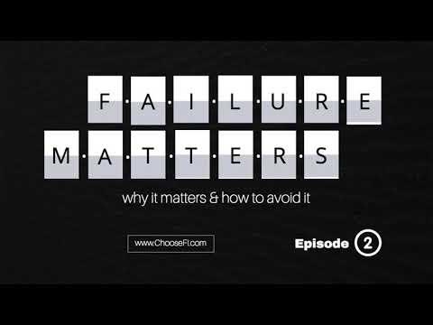 002 | Why Failure Matters | Brad Backstory