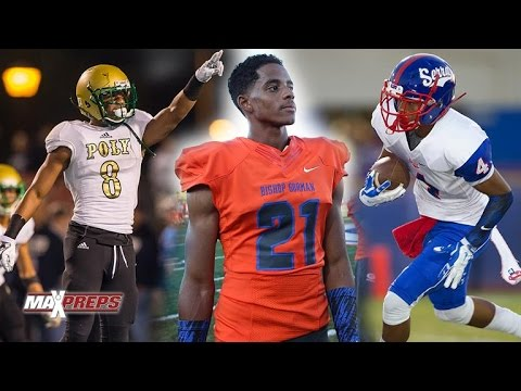 High School Highlights Of Former Snoop Dogg Youth Football League Players Youtube