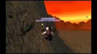 WoW 3.3 The Insane Wall - Wallclimb Explorations