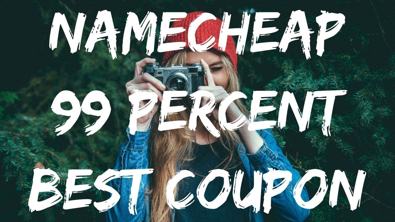 NAMECHEAP BEST PROMO CODE EVER ???? 99% OFF ???? HOSTING AND DOMAINS (WORKING)